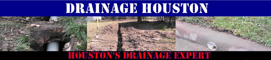 drainage Houston
